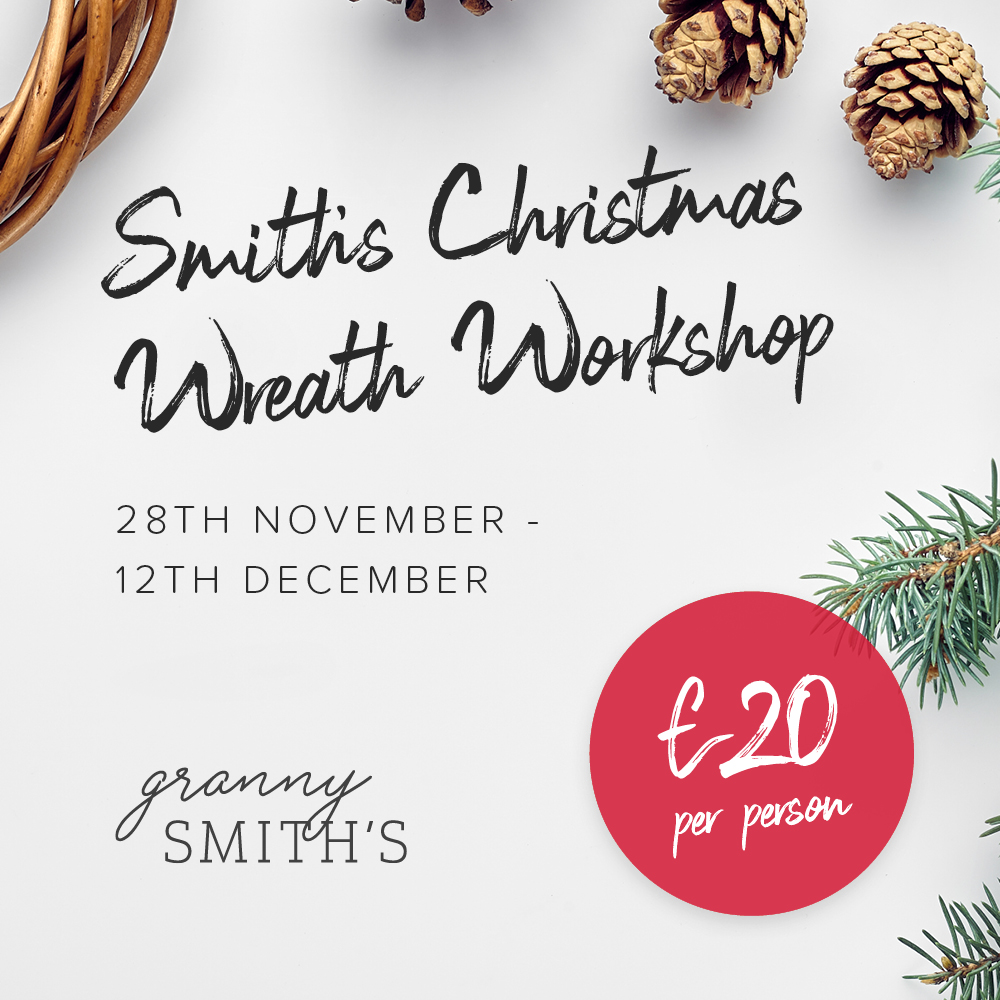 Christmas Wreath Making | Coventry and Warwickshire